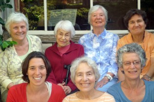 The Sisters at the Santa Barbara Convent