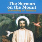 The Sermon on Mount according to Vedanta