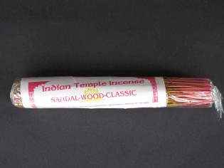 Temple-incense